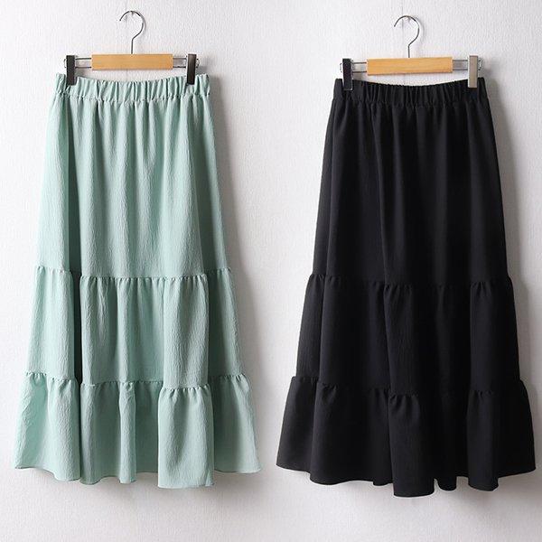 107 시원한폴리셔링스커트 DCRD780 도매 배송대행 미시옷 임부복