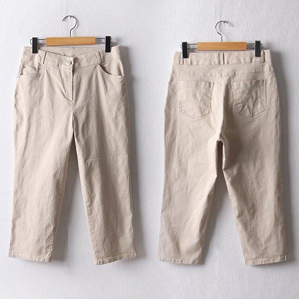107 데일리썸머면8부팬츠 DMDD815 도매 배송대행 미시옷 임부복