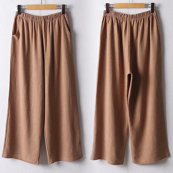 107 바니통와이드밴딩팬츠 DSSD839 도매 배송대행 미시옷 임부복