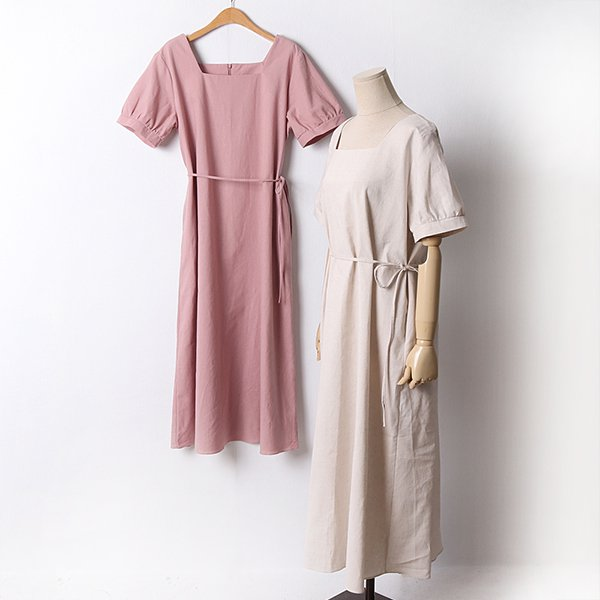 107 프라이스퀘어넥원피스 DMOD855 도매 배송대행 미시옷 임부복