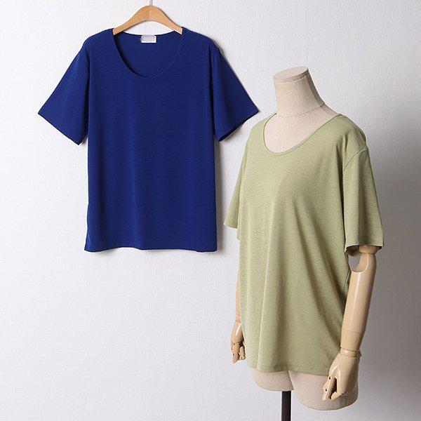 107 쿨데일리루즈핏반팔티 DMOD857 도매 배송대행 미시옷 임부복