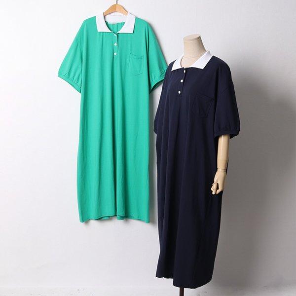 107 후레쉬미니카라원피스 DLYD865 도매 배송대행 미시옷 임부복