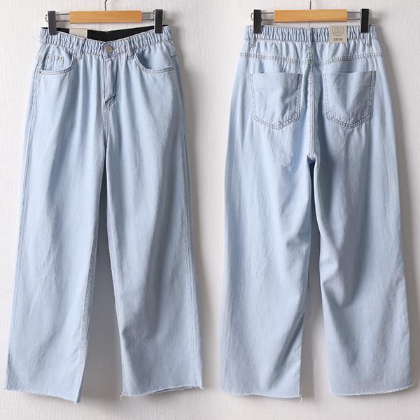 107 라운지블루와이드팬츠 DMDD866 도매 배송대행 미시옷 임부복