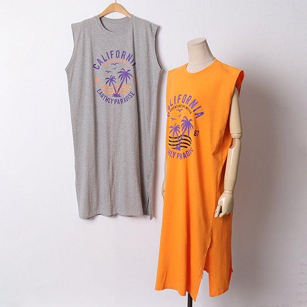 107 켈리포니아코튼원피스 DNSD874 도매 배송대행 미시옷 임부복