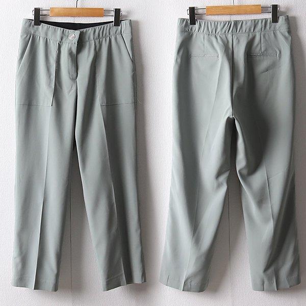 107 히든밴딩쿨링일자팬츠 DMDD943 도매 배송대행 미시옷 임부복