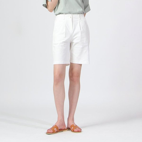 107 허리밴딩코튼5부팬츠 DMDD944 도매 배송대행 미시옷 임부복