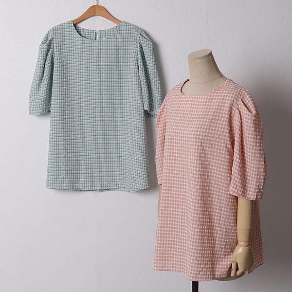 107 루즈핏뒤오픈블라우스 DLTD946 도매 배송대행 미시옷 임부복