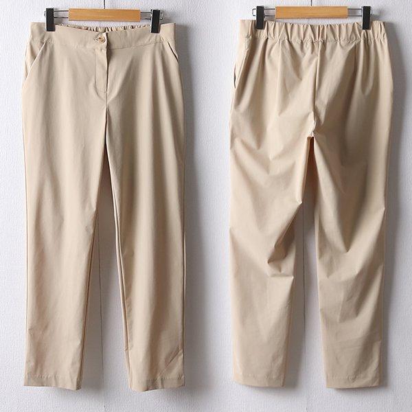 107 허리밴딩슬림핏슬랙스 DLTD949 도매 배송대행 미시옷 임부복