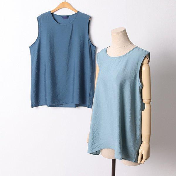 104 무지루즈핏인견민소매 DBZE078 도매 배송대행 미시옷 임부복