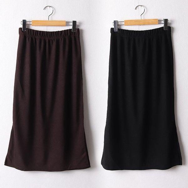 110 데일리허리밴딩스커트 DNBE815 도매 배송대행 미시옷 임부복