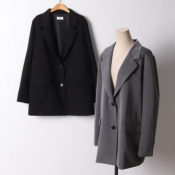 108 데일리루즈롱심플자켓 DCHF088 도매 배송대행 미시옷 임부복