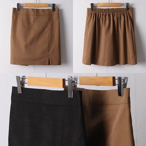 108 트임베이직팬츠스커트 DLTF111 도매 배송대행 미시옷 임부복