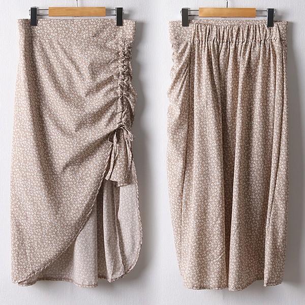 108 언발셔링플라워스커트 DYPF126 도매 배송대행 미시옷 임부복