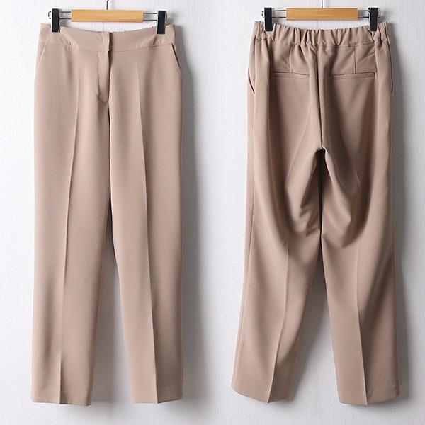 109 스판노버튼모던슬랙스 DLTF161 도매 배송대행 미시옷 임부복