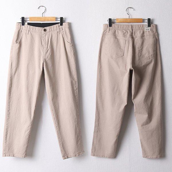 109 히든밴딩포켓배기팬츠 DMDF329 도매 배송대행 미시옷 임부복