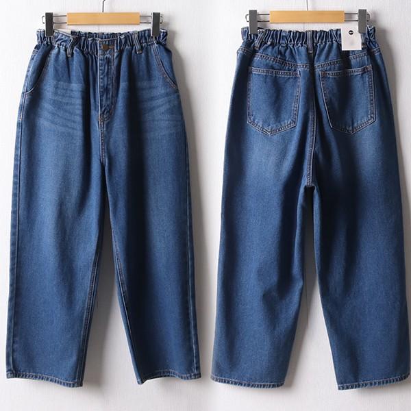 109 베이직밴딩배기핏팬츠 DDOF336 도매 배송대행 미시옷 임부복