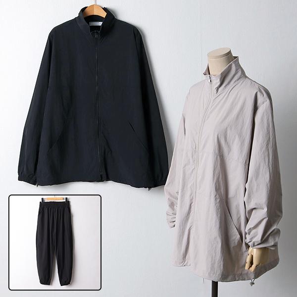109 베이직루즈아노락세트 DBEF367 도매 배송대행 미시옷 임부복