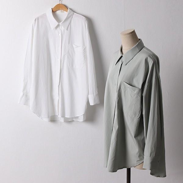 109 데일리포켓일자롱남방 DPEF372 도매 배송대행 미시옷 임부복