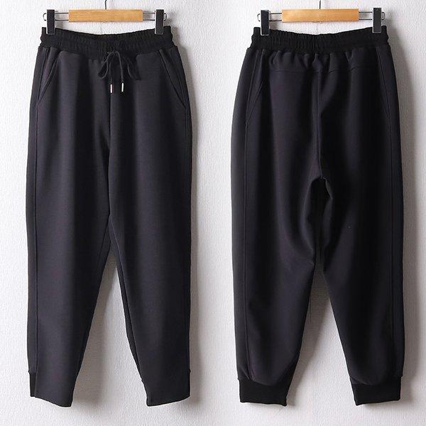 110 허리배색조거밴딩팬츠 DMDF451 도매 배송대행 미시옷 임부복