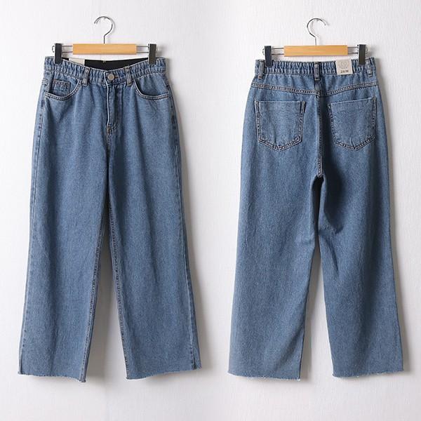 110 베이직밴딩와이드팬츠 DMDF461 도매 배송대행 미시옷 임부복