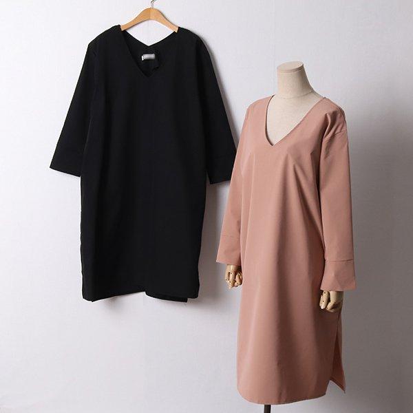 110 사이드트임브이원피스 DYPF463 도매 배송대행 미시옷 임부복