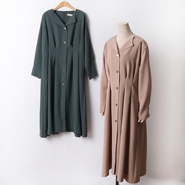 110 데일리쉬폰핀턱원피스 DPEF472 도매 배송대행 미시옷 임부복