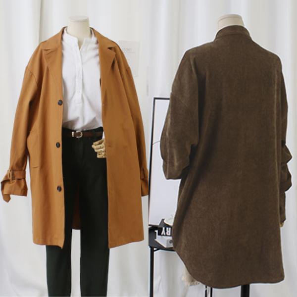 베이직 헨리넥 남방 TW2510M909  도매 배송대행 미시옷 임부복