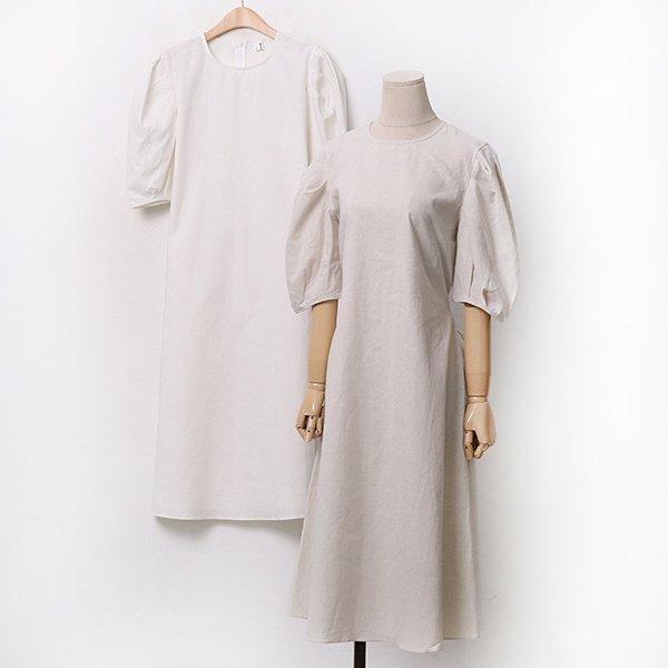 007 린넨면모던벨트원피스 DMOA139 도매 배송대행 미시옷 임부복