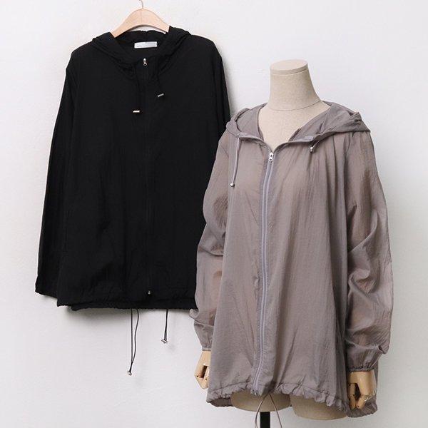 007 셔링포켓바람막이점퍼 DIRA142 도매 배송대행 미시옷 임부복