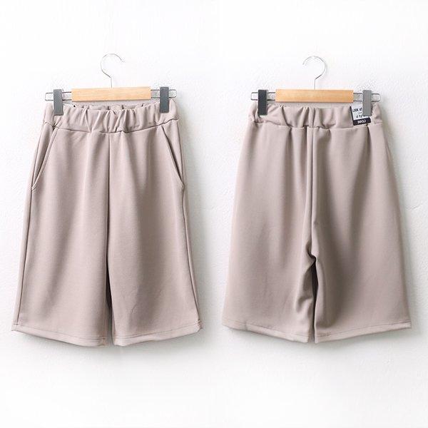 007 4부와이드무지반바지 DLOA147 도매 배송대행 미시옷 임부복