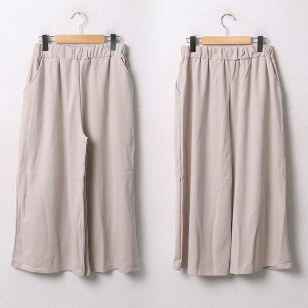 007 베이직분또와이드팬츠 DWWA179 도매 배송대행 미시옷 임부복