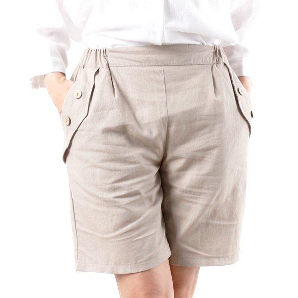 빅사이즈 포켓버튼 도매 배송대행 미시옷 임부복