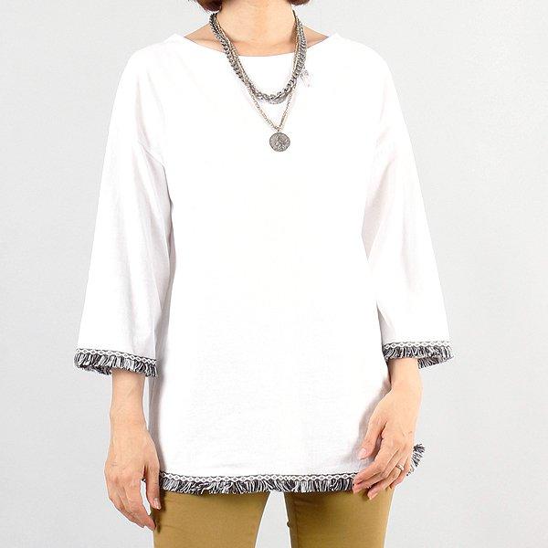 [현재분류명],빅사이즈 808 수술띠 루즈 티셔츠 DWW2857 여성의류,