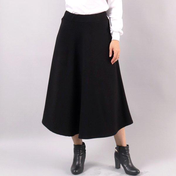 심플 밍크 롱스커트 WW3638M812  도매 배송대행 미시옷 임부복