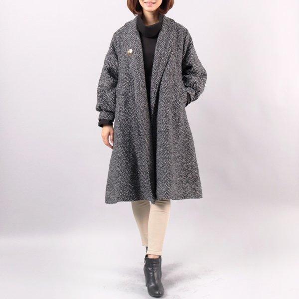 보카시 A 도톰 코트 WC3730M812  도매 배송대행 미시옷 임부복