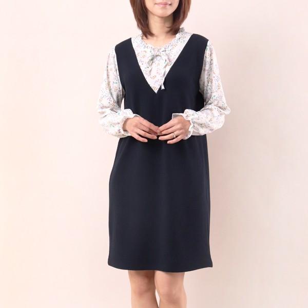 체리 블라썸 원피스 BS4686M904  도매 배송대행 미시옷 임부복
