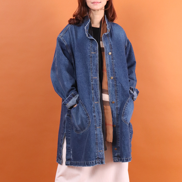 빈티지레드청자켓 DO8121M002  도매 배송대행 미시옷 임부복