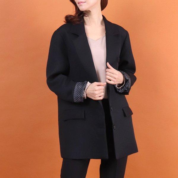 싱글도트자켓 CH8151M002  도매 배송대행 미시옷 임부복