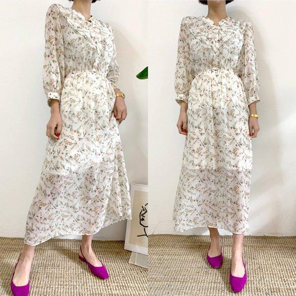와이드 꽃 롱원피스 SB5155M904  도매 배송대행 미시옷 임부복