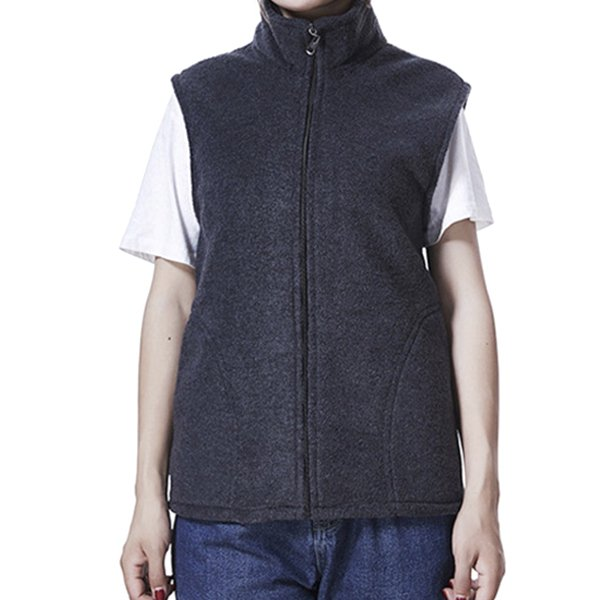 뱅거기모 집업 조끼 DK7097M911  도매 배송대행 미시옷 임부복