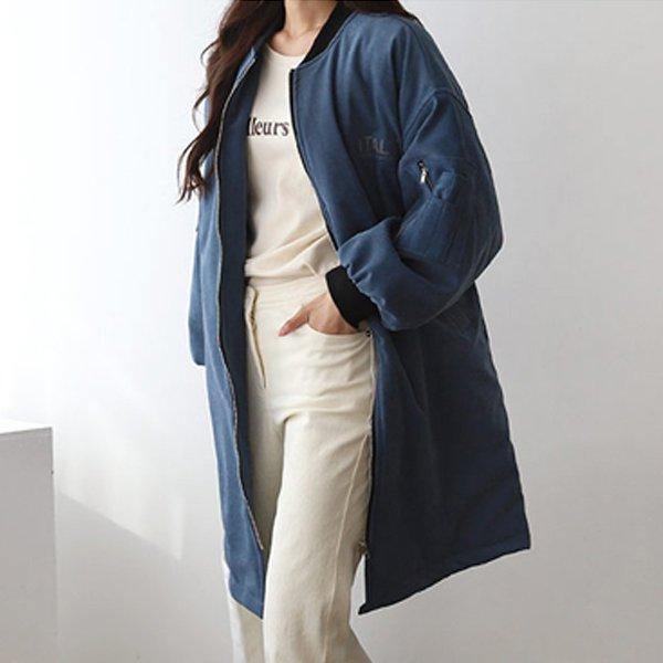 이탈리야상누빔집업 PO7398M911  도매 배송대행 미시옷 임부복