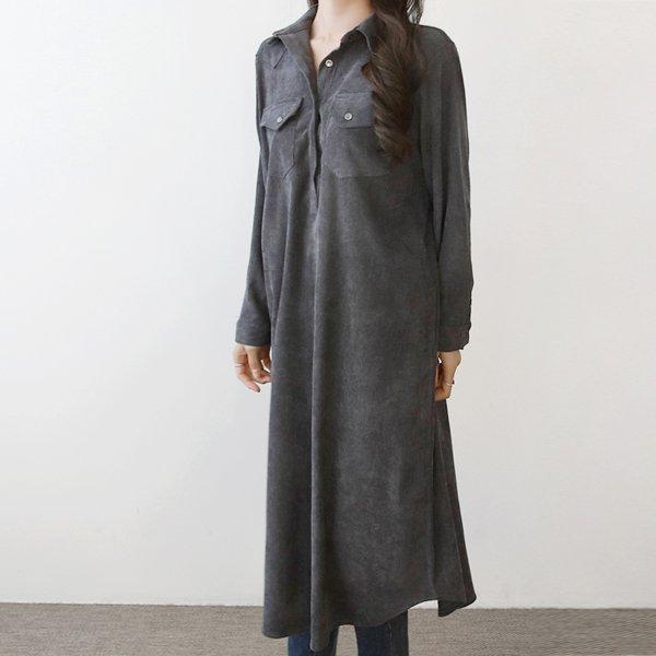 달링골덴포켓원피스 TG7558M912  도매 배송대행 미시옷 임부복