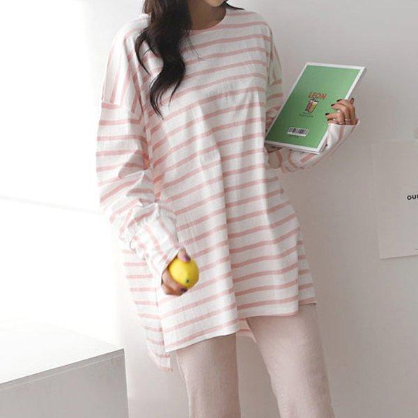 줄지스피링롱티 GR8060M001  도매 배송대행 미시옷 임부복