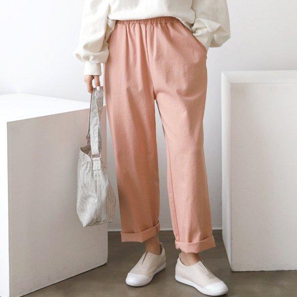 브릿바이오통바지 AD8220M002  도매 배송대행 미시옷 임부복