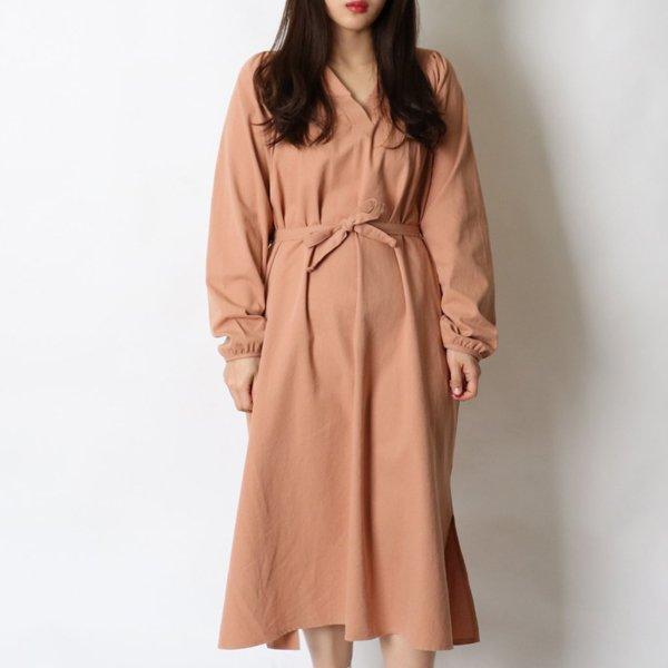 블랑코튼원피스 HG8305M002  도매 배송대행 미시옷 임부복