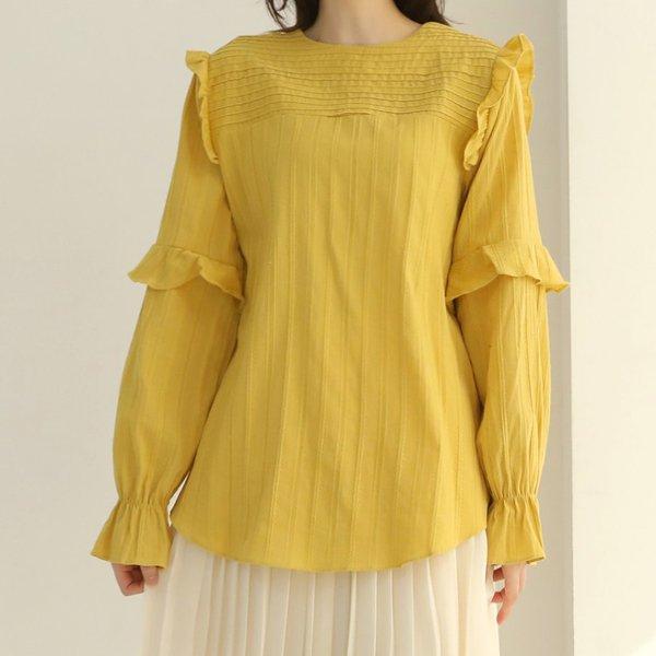 델라프릴블라우스 WB8312M002  도매 배송대행 미시옷 임부복