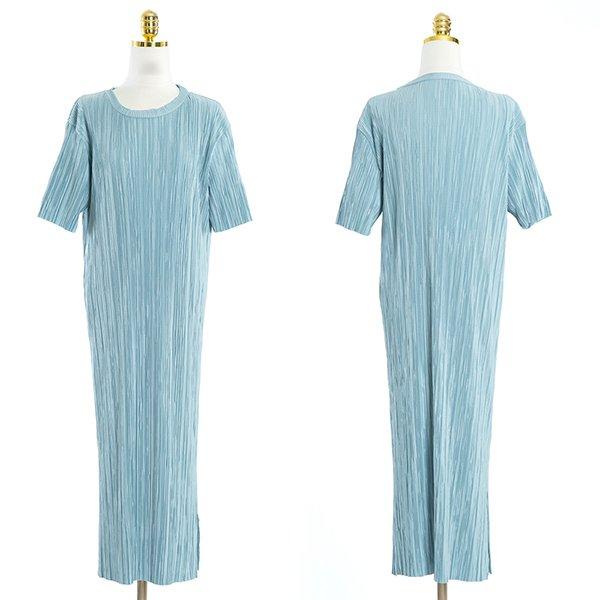 빅사이즈 플리츠주름롱원피스 CMA410M006 도매 배송대행 미시옷 임부복