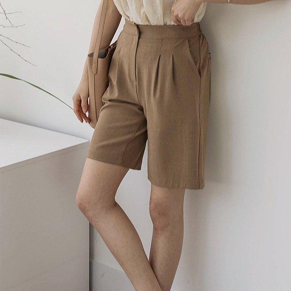 007 썸머마린린넨5부바지 DSOA454 도매 배송대행 미시옷 임부복
