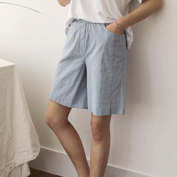 |007 이지린넨스판마반바지 DSOA461 도매 배송대행 미시옷 임부복