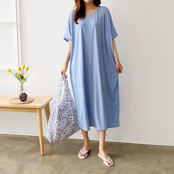007 가오리쿨링썸머원피스 DGRA557 도매 배송대행 미시옷 임부복